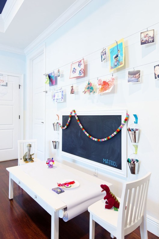 Popular Tiny Playroom Decoration Ideas You Can Select This 38