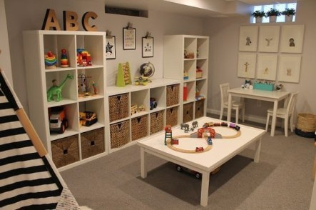 Popular Tiny Playroom Decoration Ideas You Can Select This 39