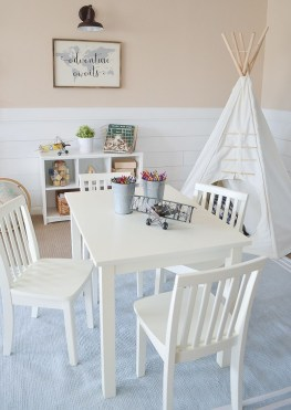 Popular Tiny Playroom Decoration Ideas You Can Select This 44