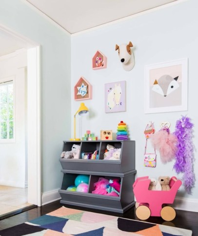 Popular Tiny Playroom Decoration Ideas You Can Select This 51
