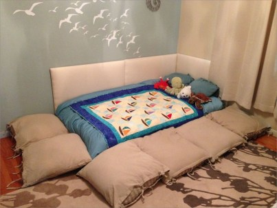 Smart Montessori Ideas For Baby Bedroom 01
