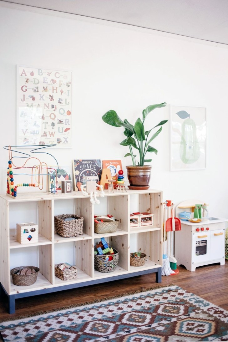 Smart Montessori Ideas For Baby Bedroom 04