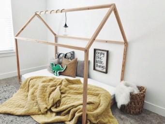 Smart Montessori Ideas For Baby Bedroom 05