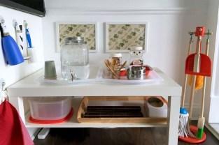 Smart Montessori Ideas For Baby Bedroom 11