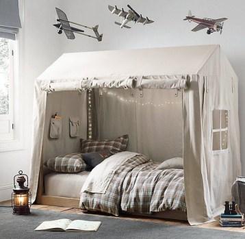 Smart Montessori Ideas For Baby Bedroom 25
