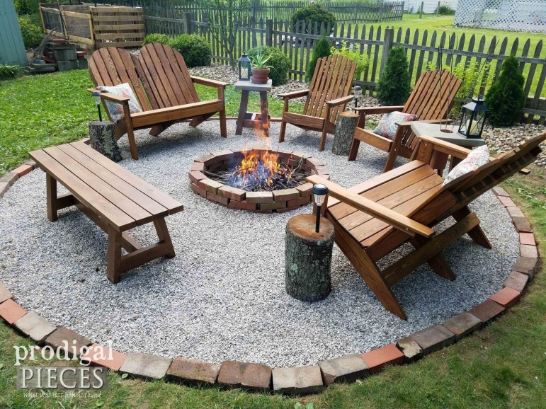 Beautiful Diy Patio Ideas On A Budget 04