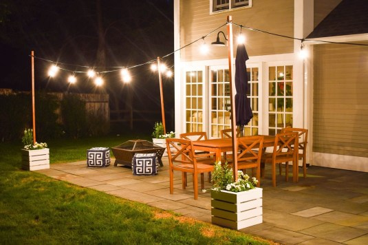 Beautiful Diy Patio Ideas On A Budget 07