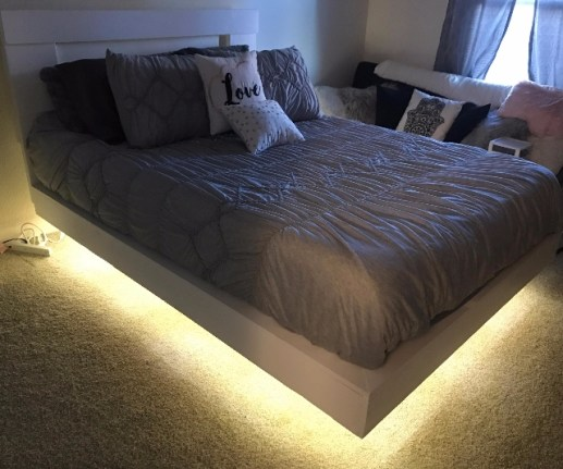 Best Ideas To Light Up Your Bedroom 31