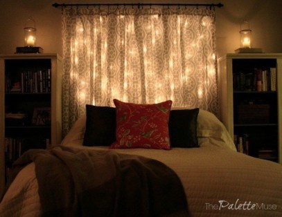 Best Ideas To Light Up Your Bedroom 49