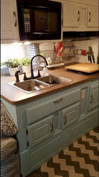 Captivating Rv Kitchen Remodel Ideas That You Have To Know 10