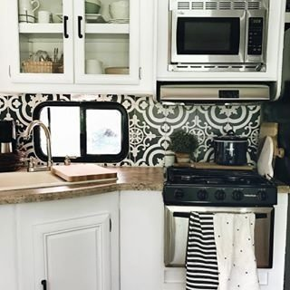 Captivating Rv Kitchen Remodel Ideas That You Have To Know 12