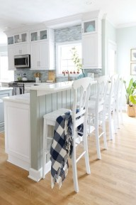 Charming Paint Ideas For Kitchen Room 30