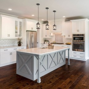Charming Paint Ideas For Kitchen Room 31