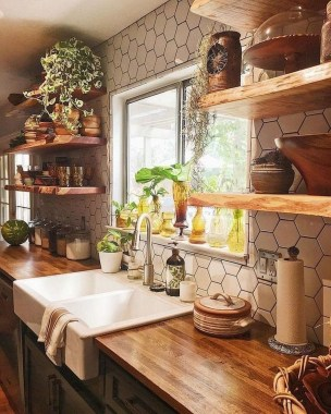Cool Kitchen Decoration Ideas That Trend In 2019 16
