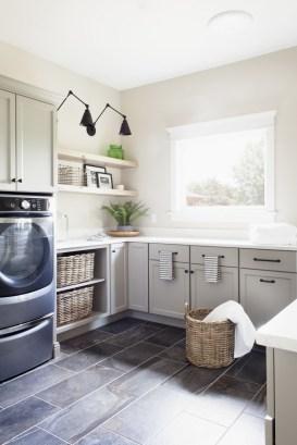 Elegant Laundry Room Design Ideas 08