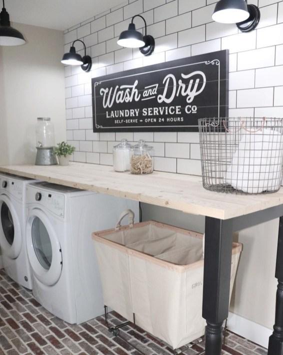 Elegant Laundry Room Design Ideas 44