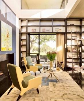 Extraordinary Living Room Design Ideas With Floor Granite 23