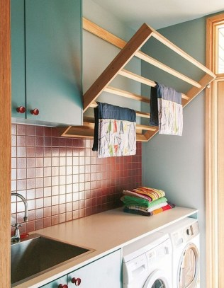 Fabulous Functional Laundry Room Decoration Ideas On A Budget 15