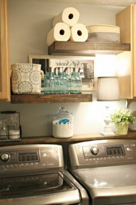 Fabulous Functional Laundry Room Decoration Ideas On A Budget 18