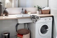 Fabulous Functional Laundry Room Decoration Ideas On A Budget 41