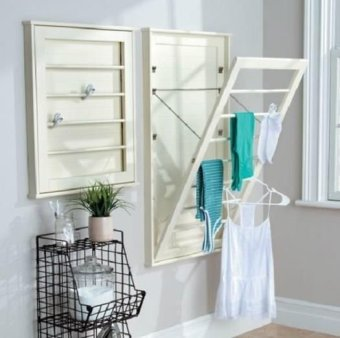 Fabulous Functional Laundry Room Decoration Ideas On A Budget 48
