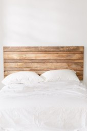 Fantastic Diy Bedroom Headboard Ideas To Make It More Comfortable 09