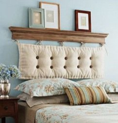 Fantastic Diy Bedroom Headboard Ideas To Make It More Comfortable 10