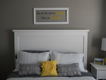 Fantastic Diy Bedroom Headboard Ideas To Make It More Comfortable 15