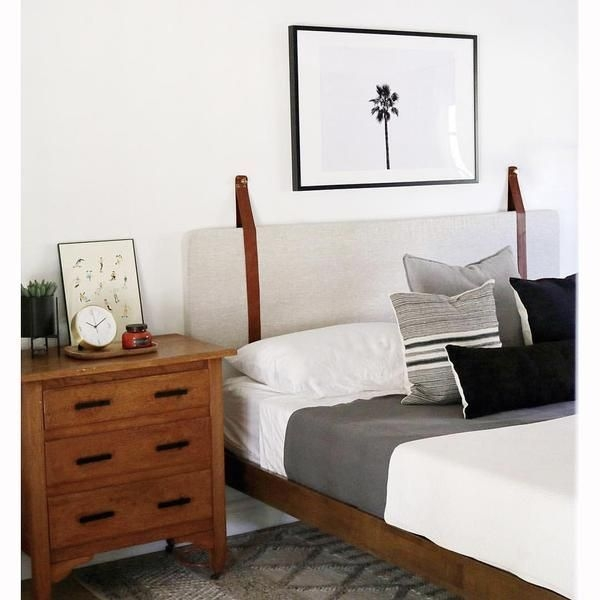 Fantastic Diy Bedroom Headboard Ideas To Make It More Comfortable 19