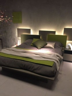 Fantastic Diy Bedroom Headboard Ideas To Make It More Comfortable 27