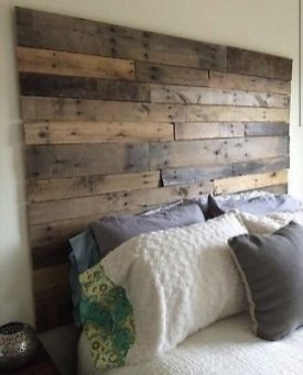 Fantastic Diy Bedroom Headboard Ideas To Make It More Comfortable 45