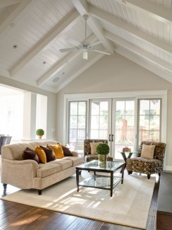 Gorgeous Ceiling Design Ideas For Living Room To Apply Asap 13