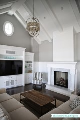 Gorgeous Ceiling Design Ideas For Living Room To Apply Asap 21