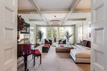 Gorgeous Ceiling Design Ideas For Living Room To Apply Asap 28