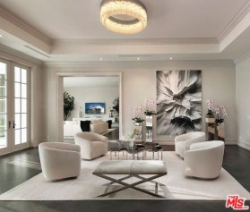 Gorgeous Ceiling Design Ideas For Living Room To Apply Asap 29