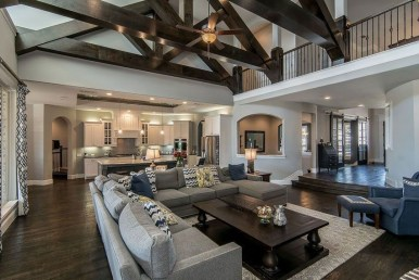 Gorgeous Ceiling Design Ideas For Living Room To Apply Asap 43