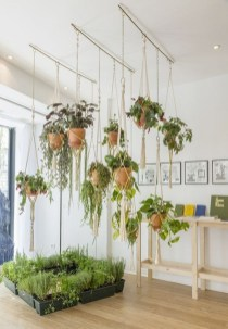 Latest Home Patio Design With Hanging Plants 05