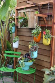 Latest Home Patio Design With Hanging Plants 34