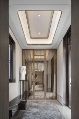 Marvelous Home Corridor Design Ideas That Looks Modern 07