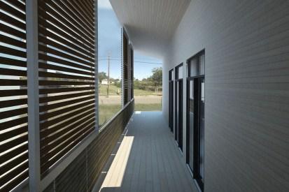 Marvelous Home Corridor Design Ideas That Looks Modern 17