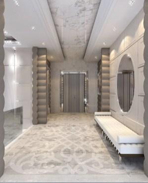 Marvelous Home Corridor Design Ideas That Looks Modern 36