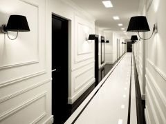 Marvelous Home Corridor Design Ideas That Looks Modern 40