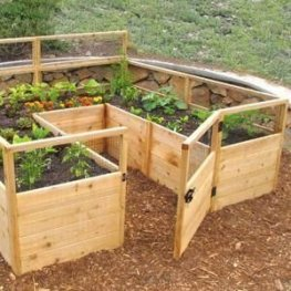 Outstanding Diy Raised Garden Beds Ideas 09