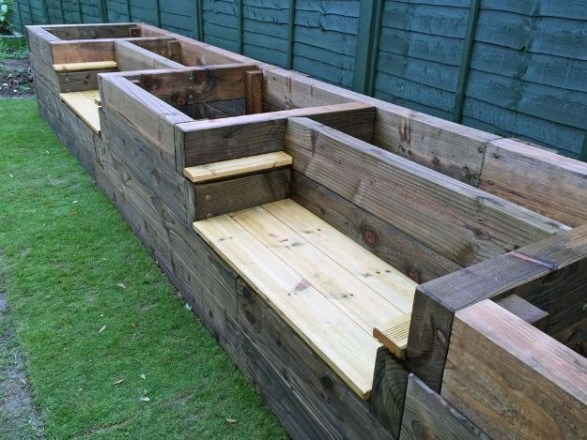 Outstanding Diy Raised Garden Beds Ideas 32