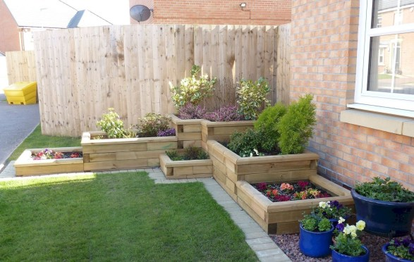 Outstanding Diy Raised Garden Beds Ideas 33