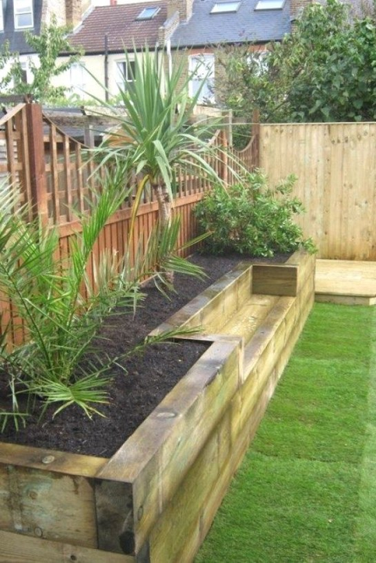 Outstanding Diy Raised Garden Beds Ideas 34