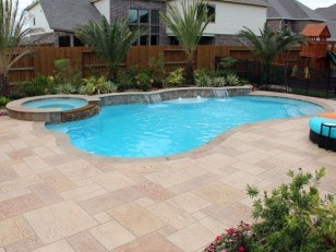 Perfect Backyard Home Design Ideas With Swimming Pool 11