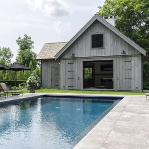 Perfect Backyard Home Design Ideas With Swimming Pool 21