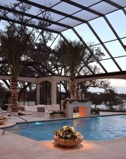 Perfect Backyard Home Design Ideas With Swimming Pool 34