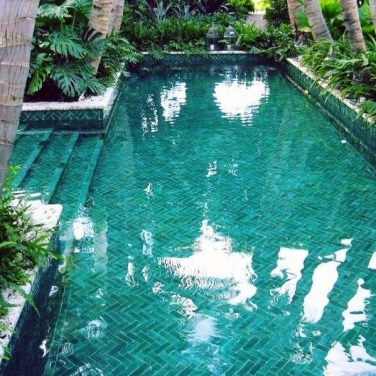 Perfect Backyard Home Design Ideas With Swimming Pool 37